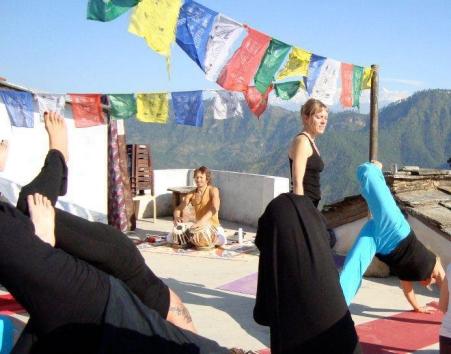 anne and jason yoga retreat